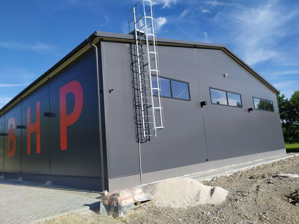 Budowa hal - oferta dla inwestorów z Małopolski Krakowa